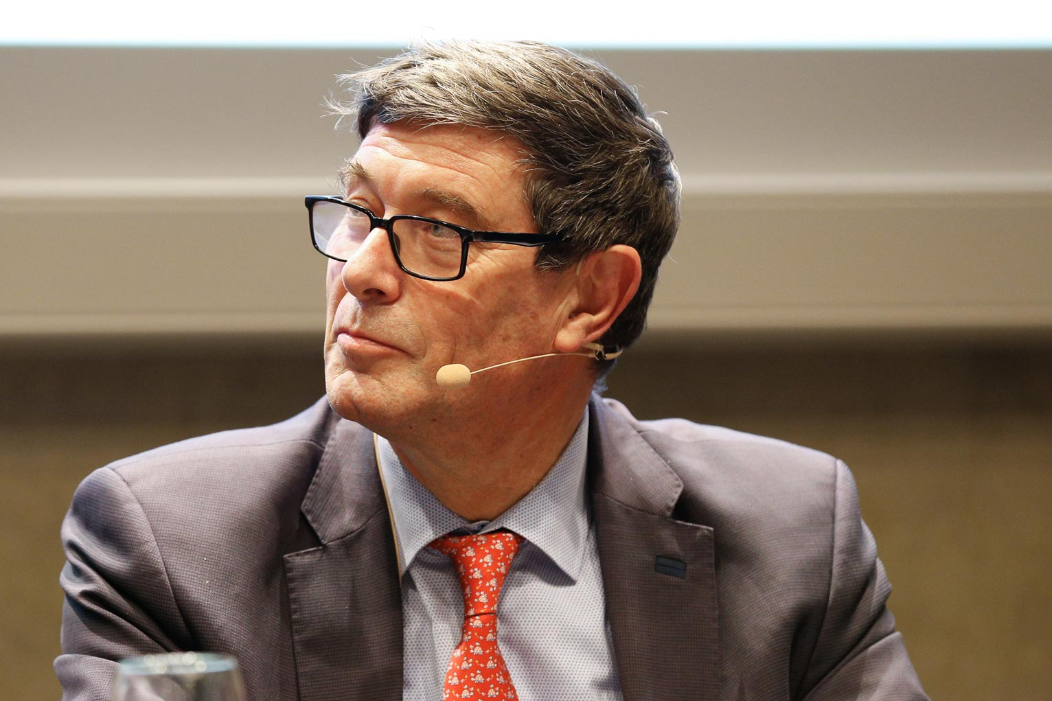 Mauro Dell'Ambrogio, former State Secretary for Education, Research and Innovation