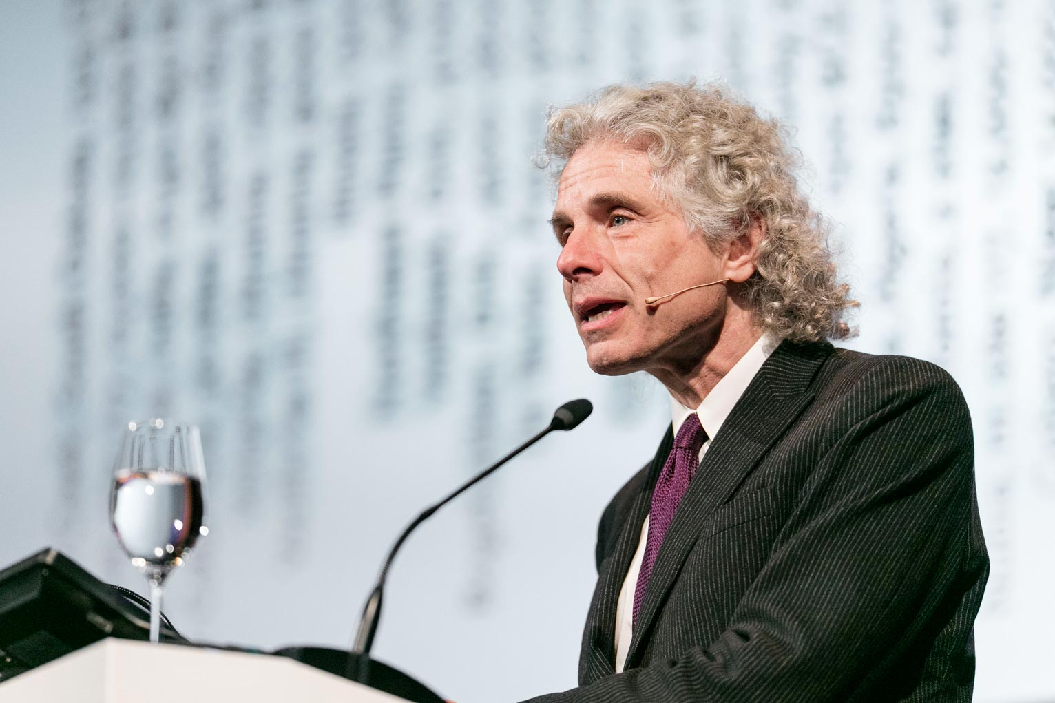 Steven Pinker shows that violence has been in decline over millennia