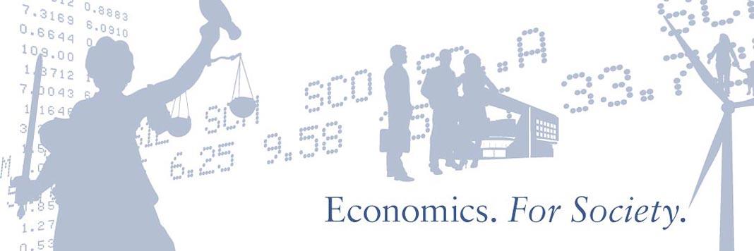 Economics. For Society.